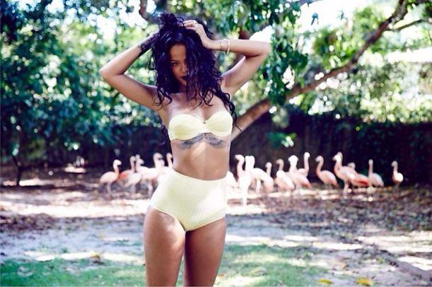 Rihanna robi się nudna? (FOTO)