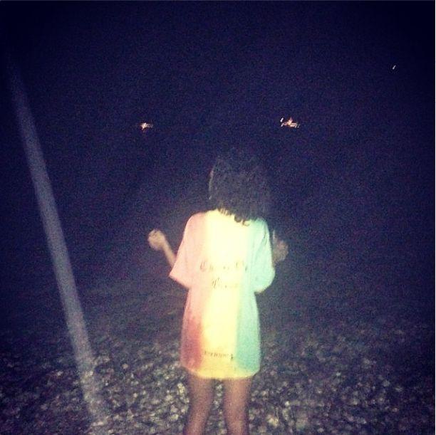 Cara Delevingne imprezuje z Rihanną (FOTO)