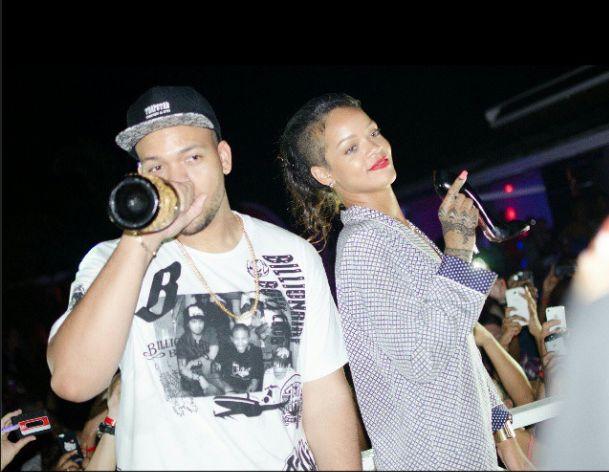 Tak wyglądała Rihanna zanim stała się sławna (FOTO)