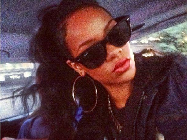 Rihanna: Nienawidzę tych czarnuchów... (FOTO)