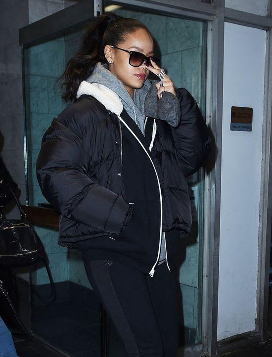 Rihanna znowu zaskakuje? (FOTO)