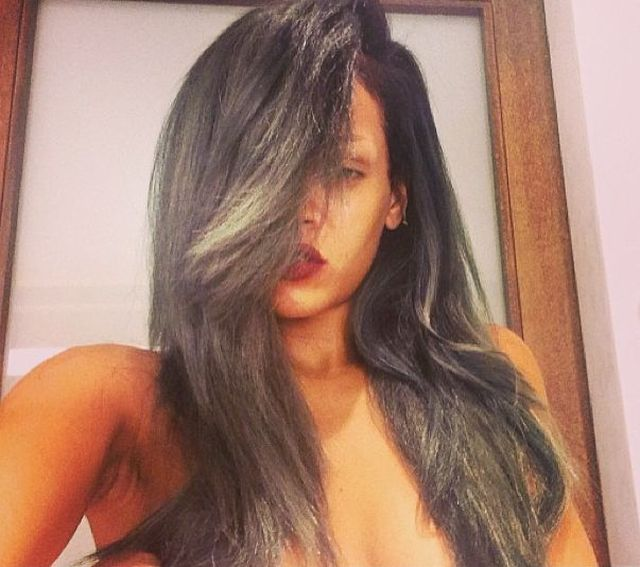 Rihanna zrezygnowała z doczepów (FOTO)