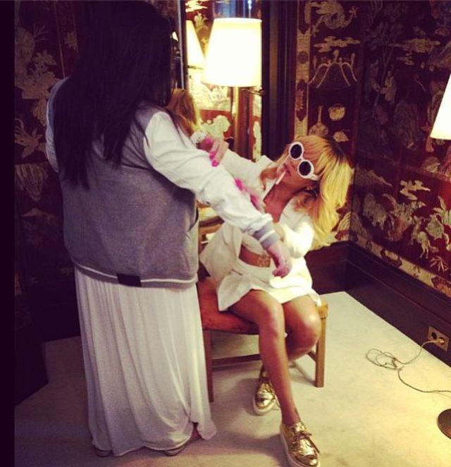 Rihanna u Coco Chanel (FOTO) (WIDEO)