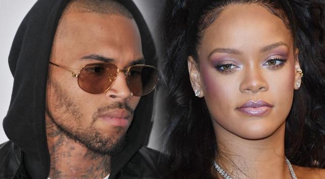 Chris Brown złożył Rihannie dziwną propozycję