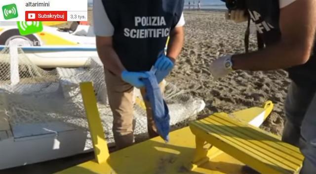 Polka brutalnie zgwałcona na plaży w Rimini zabrała głos