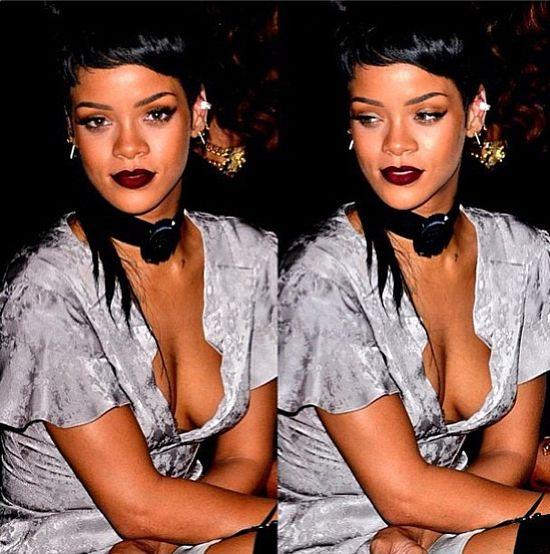 Rihanna ko�czy z imprezami!