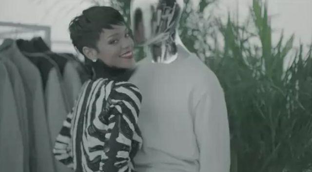 Rihanna w nowym teledysku jako Fashion Killa [VIDEO]