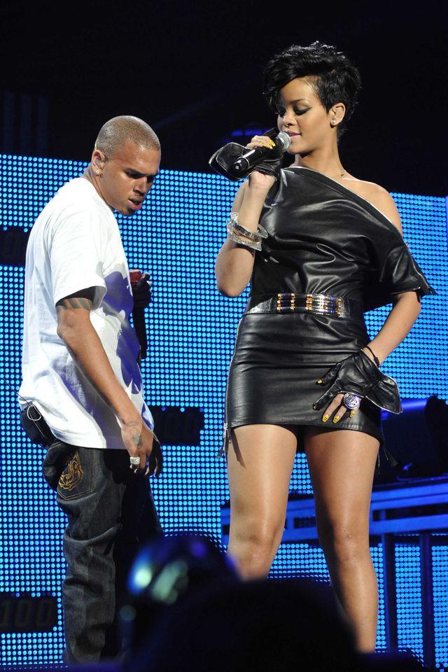 Chris Brown i Rihanna znowu razem?