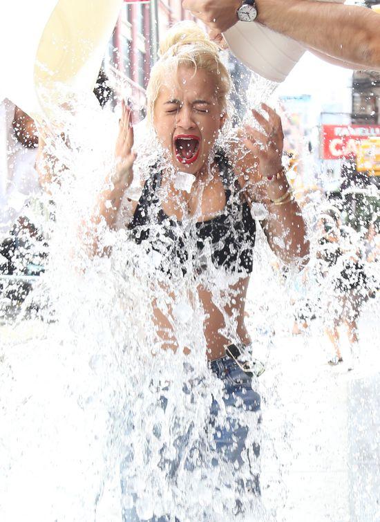 Rita Ora zrobiła to na ulicach Nowego Yorku (FOTO)