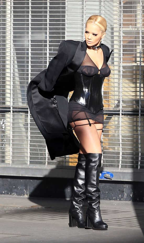 Rita Ora jest prawdziwą kochanką Jaya Z?