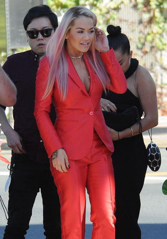 Rita Ora... podrywa Wiza Khalifa!