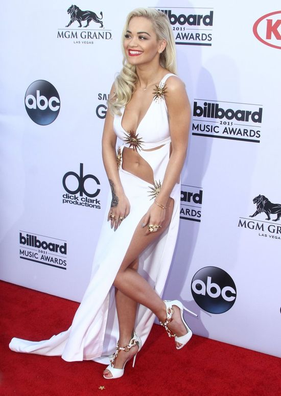 Rita Ora w najgorszej kreacji na Billboard Music Awards?