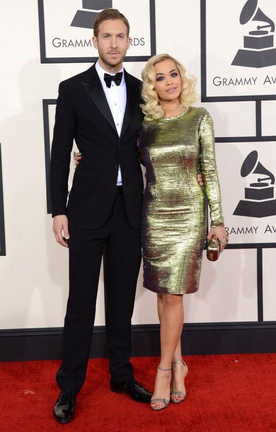 Rita Ora �yczy Tayor i Calvinowi WSZYSTKIEGO NAJGORSZEGO!
