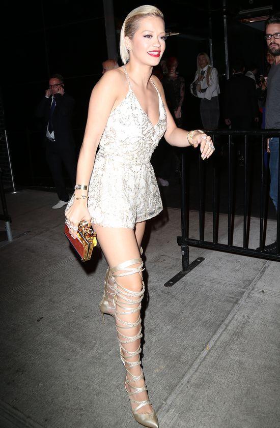 Rita Ora: Kocham eksperymenty w łóżku