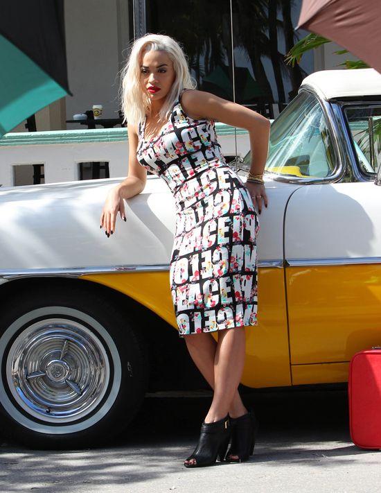 Rita Ora zagra w 50 twarzach Greya!
