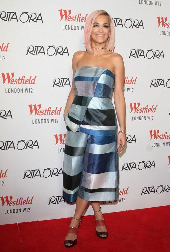 Jak wygląda Rita Ora bez peruki? (FOTO)