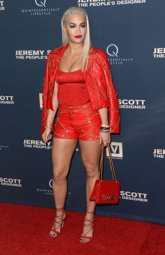 Rita Ora chce zostać dziewczyną Bonda!