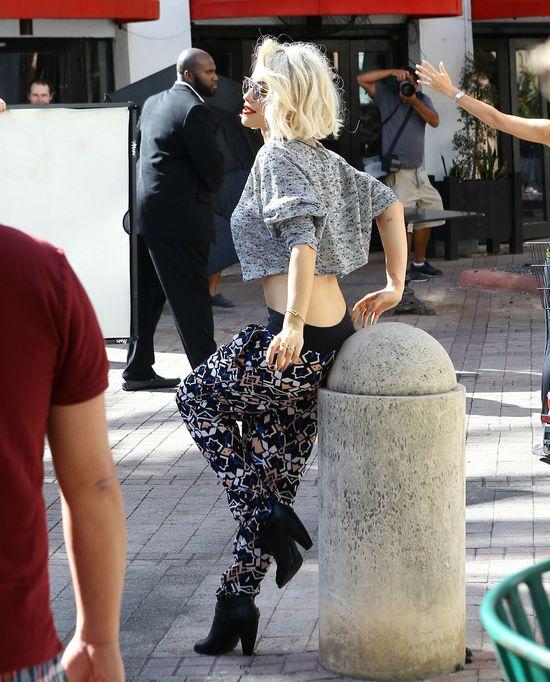 Rita Ora w świetnej formie (FOTO)
