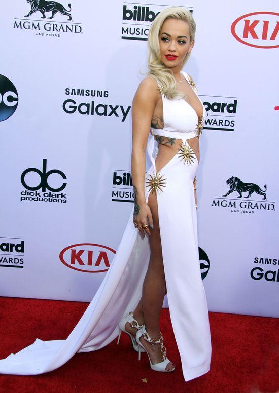 Rita Ora próbuje ratować swój wizerunek?