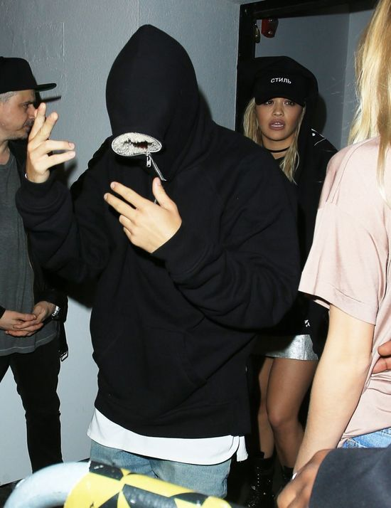Justin Bieber i Rita Ora mają romans? (FOTO)