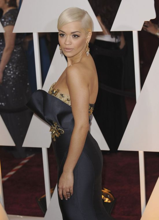 Rita Ora życzy Tayor i Calvinowi WSZYSTKIEGO NAJGORSZEGO!