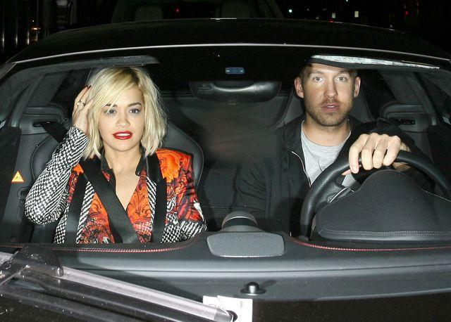 Rita Ora i Calvin Harris na randce (FOTO)