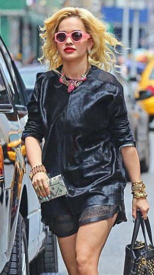 Rita Ora o przyrodzeniu Roba Kardashiana: Był do kitu!