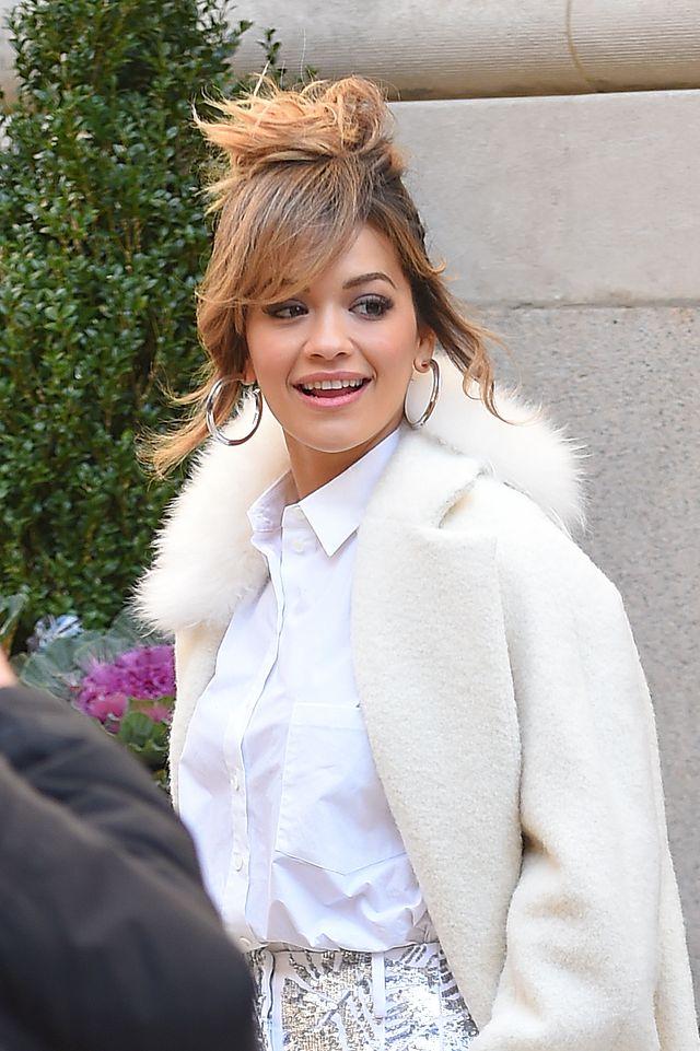 Rihanna przytyła, a Rita Ora pozuje topless - 1:0 dla Rity?