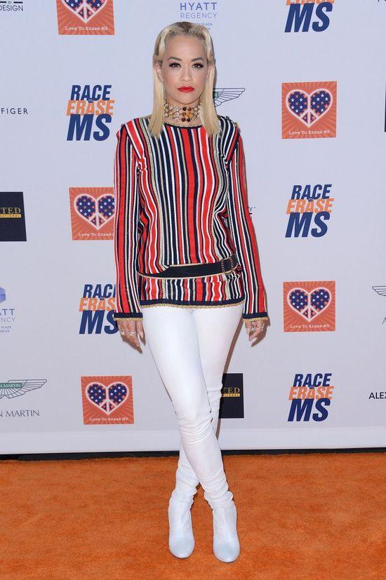 Rita Ora wciąż nas zaskakuje? (FOTO)