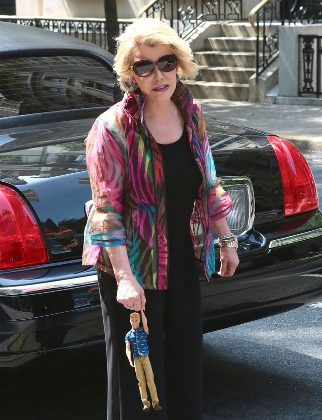 Dylemat rodziny Joan Rivers