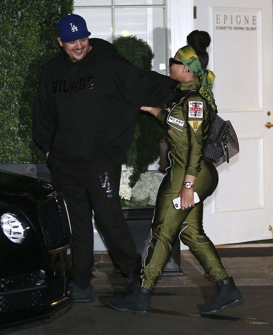 Szok! Rob Kardashian i Blac Chyna... już nie są razem?