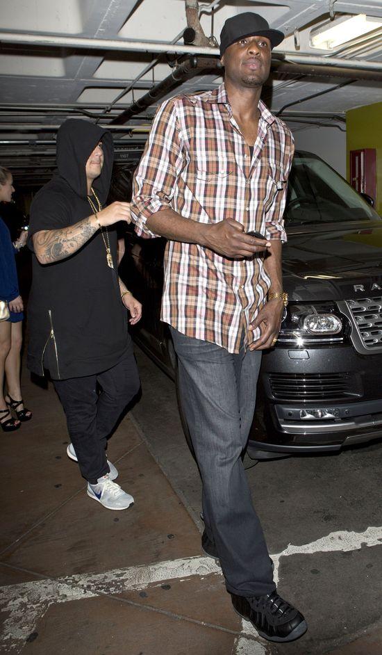 Rob Kardashian uzależniony od narkotyków i leków!