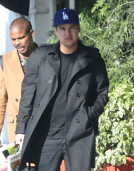 Rob Kardashian wypu�ci� na rynek tabletki na porost w�os�w