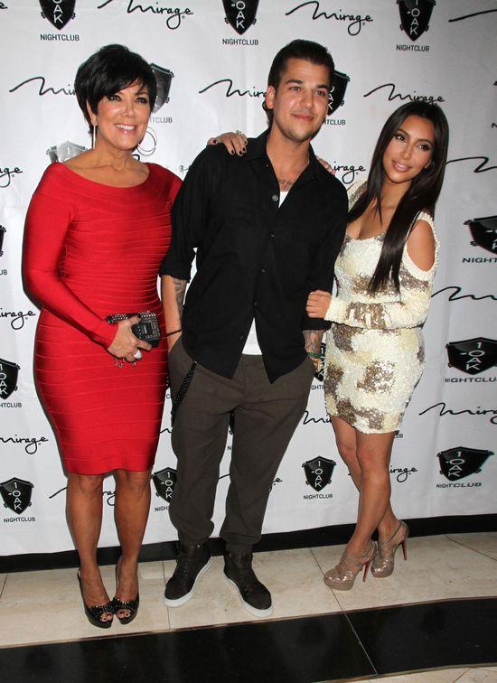 Dlaczego tak naprawdę Rob Kardashian uciekł ze ślubu Kimye?