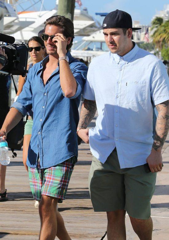 Rob Kardashian przytył w minionym roku ponad 20 kilogramów