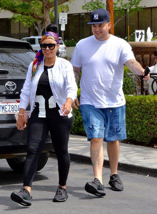 Rob Kardashian pokaza�, ile teraz wa�y