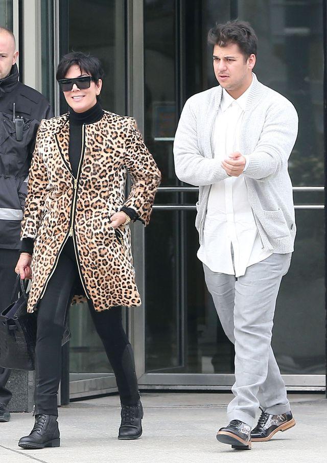 Oto PRAWDZIWY pow�d depresji Roba Kardashiana