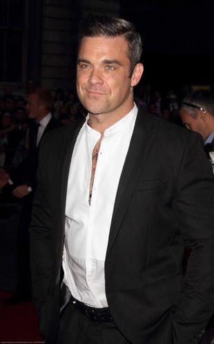 Robbie Williams: Paltrow wybrała córce głupie imię