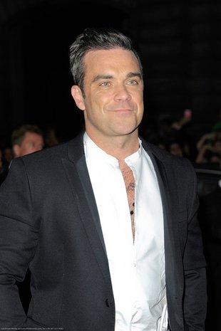 Robbie Williams: Będę kupował mojej córce narkotyki