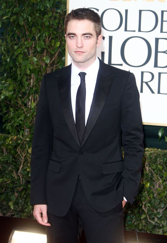 Robert Pattinson ma szansę zagrać Christiana Greya?