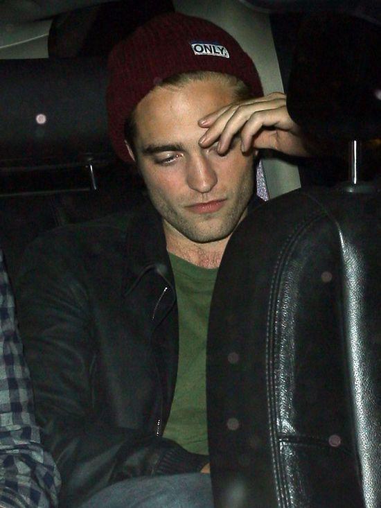 Paparazzi wyprowadzili z równowagi Roberta Pattinsona