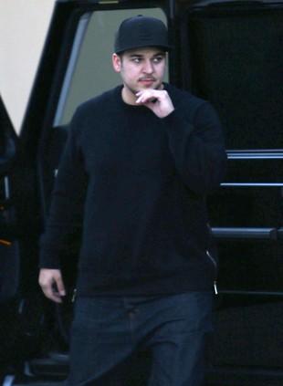 Robert Kardashian napadł na fotografkę