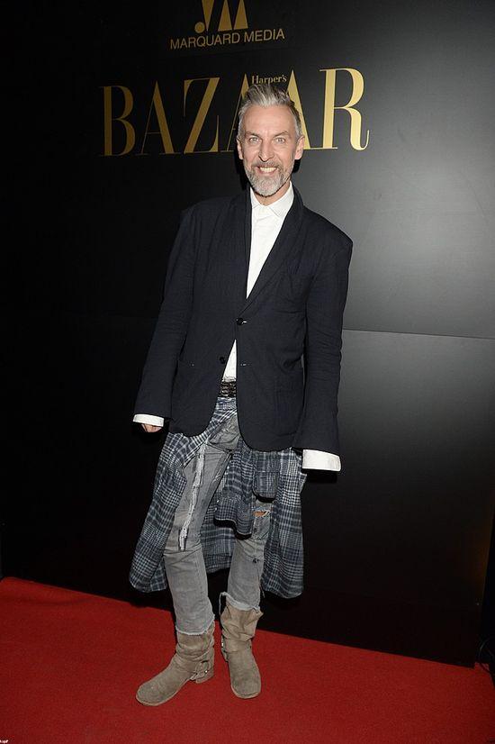 Gwiazdy na imprezie Harper's Bazaar (FOTO)