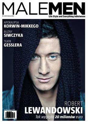 Robert Lewandowski komplementuje Polki