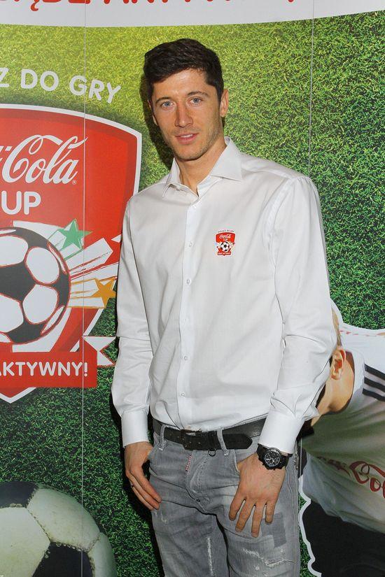 Każdy będzie chciał wyglądać jak Lewandowski