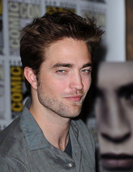 Robert Pattinson i jego mały sekret z planu filmowego