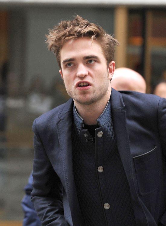 Kristen Stewart nie dała się pocałować Robertowi Pattinsonow