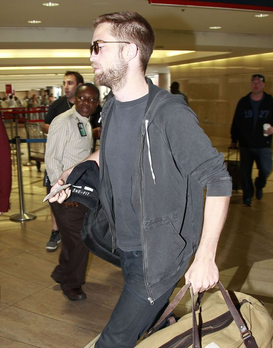 Robertowi Pattinsonowi grozi depresja!