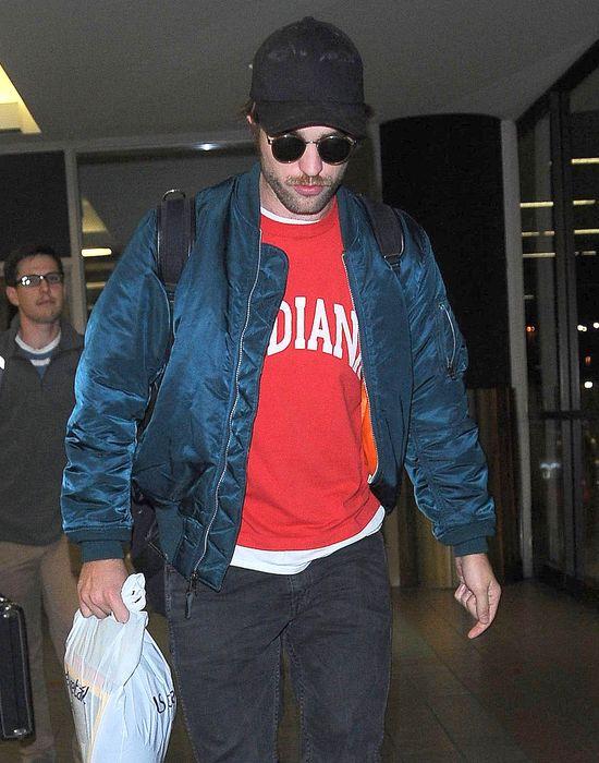 Znajomi do Roberta Pattinsona: ZWOLNIJ!