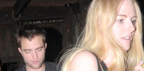 Robert Pattinson pokazał nową dziewczynę! (FOTO)